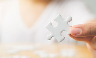 Puzzle piece - Psychiatry services provided by Brad Johns, MD | Psychiatrist Atlanta