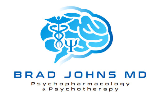 Brad Johns, MD | Psychiatrist Atlanta logo for print